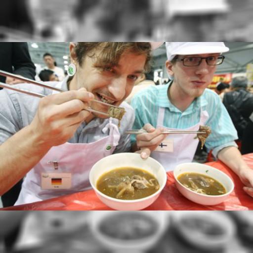 台北牛肉麺フェスティバルが開幕