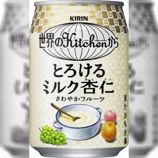 台湾のお母さんの知恵に学ぶ「とろけるミルク杏仁」