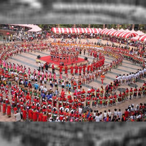 新北市で先住民族の豊年祭