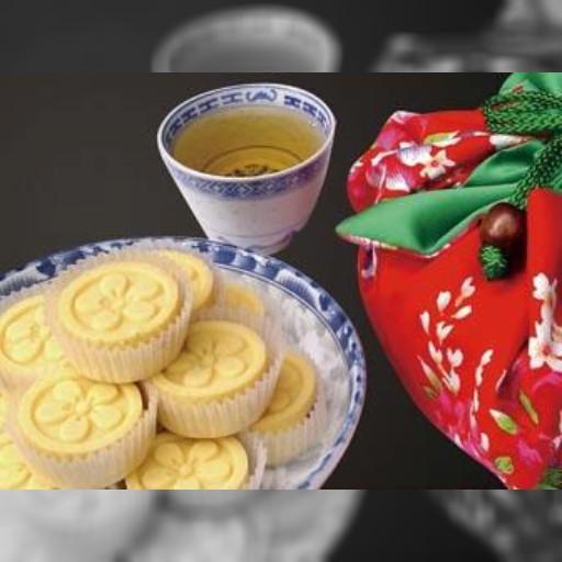 スマホで台湾のお菓子を案内