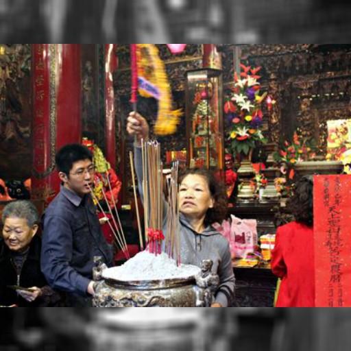 大甲・鎮瀾宮の媽祖行列、今夜スタート/台湾-中央社日文新聞