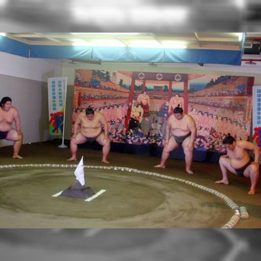 日本に負けるな! 台湾に相撲の土俵完成、初の常設   芸能スポーツ   中央社フォーカス台湾