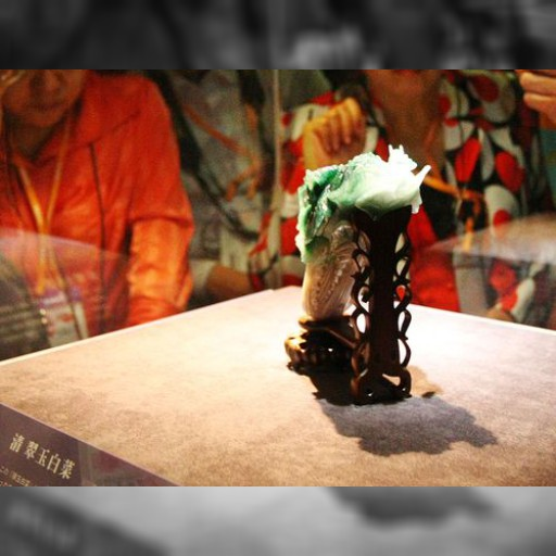 台北・故宮博物院の「翠玉白菜」「肉形石」、来年日本で展示へ | 社会 | 中央社フォーカス台湾