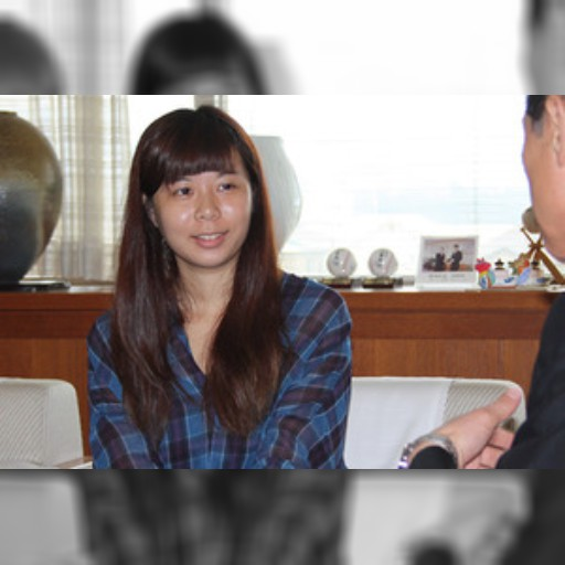 台湾の女子大生 名張市長を表敬 – 伊賀タウン情報 YOU – ニュース