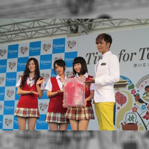 ショウ・ルオ、東京スカイツリーで台湾観光PR | 芸能スポーツ | 中央社フォーカス台湾