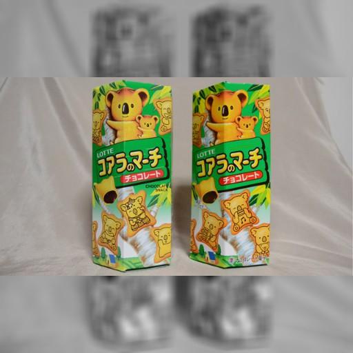台湾産「コアラのマーチ」は日本のものと味が違う – デイリーポータルZ