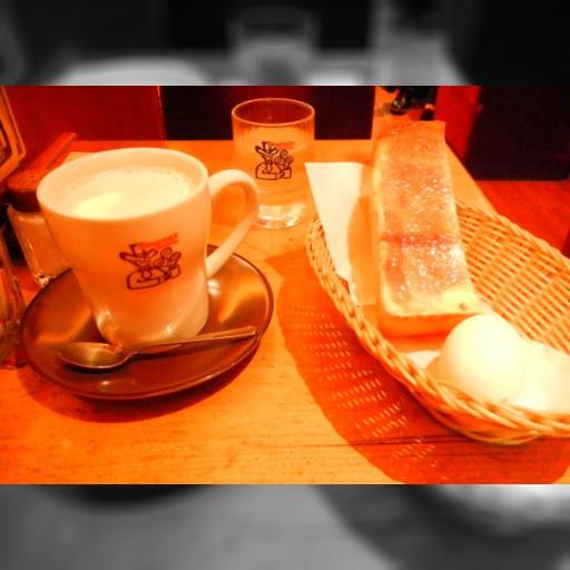 名古屋的喫茶文化