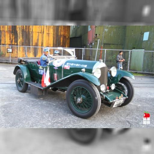日本古董車隊環台謝恩車迷飽眼福 | 即時新聞 | 20131201 | 蘋果日報