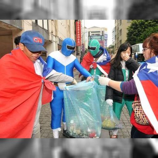 名古屋のNGO団体、台湾の観光地で3度目のゴミ拾い 深まる日台交流 | 観光 | 中央社フォーカス台湾