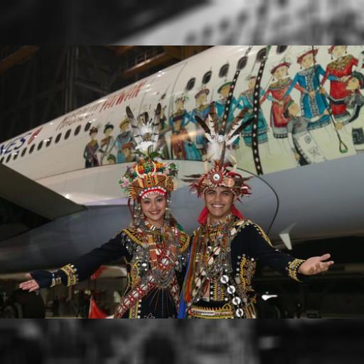 中華航空、台湾先住民の特別塗装機が就航 日本路線にも | 観光 | 中央社フォーカス台湾