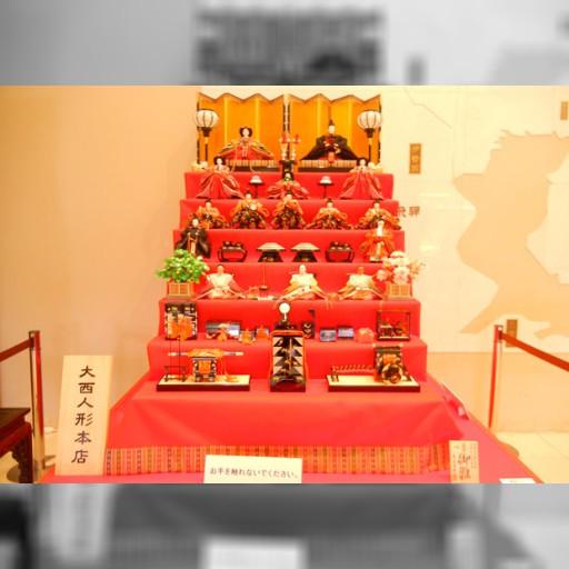 名古屋德川美術館、德川園的女兒節活動