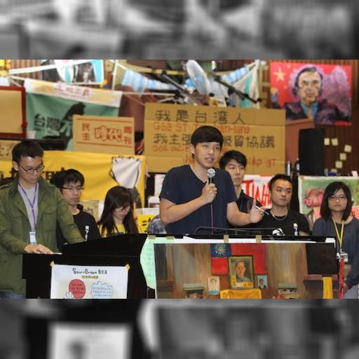 学生ら「悔しいけど頑張った」 台湾議会占拠の撤退 | THE PAGE(ザ・ページ)