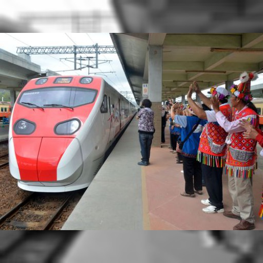 特急列車「プユマ号」、台東まで初試運転 プユマ族の大歓迎受ける/台湾 | 観光 | 中央社フォーカス台湾
