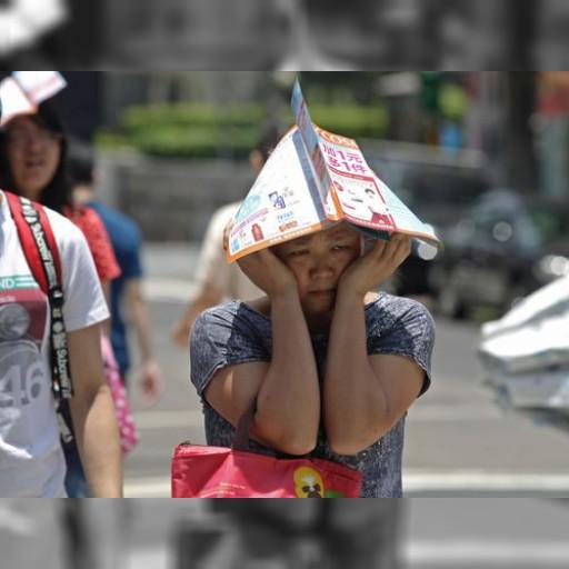台湾・台東、フェーン現象で37.4度を記録 厳しい暑さ続く   観光   中央社フォーカス台湾