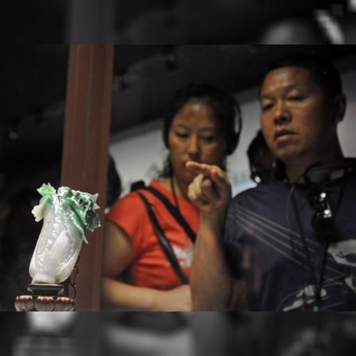 翠玉白菜、台湾で展示再開 「保存状態に異常なし」と日本側も安堵 | 観光 | 中央社フォーカス台湾