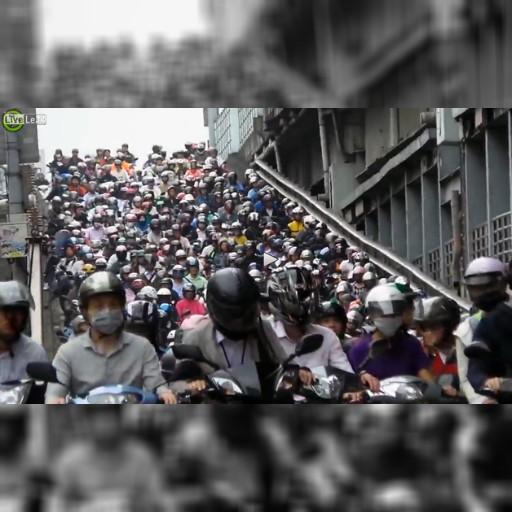 【ビデオ】驚愕! 台湾のスクーター渋滞がスゴすぎる!! – Autoblog 日本版