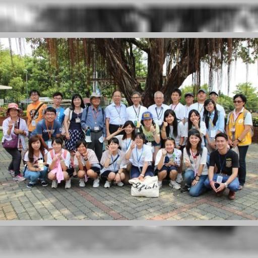 広島・尾道市の生徒 日本統治時代の神社跡などを見学/台湾 | 観光 | 中央社フォーカス台湾