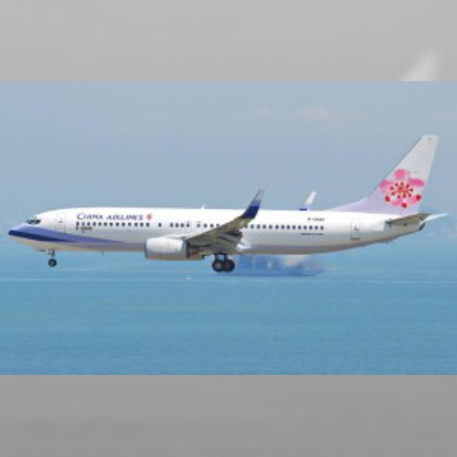 チャイナエア、中部-台北線増便 10月から週14往復