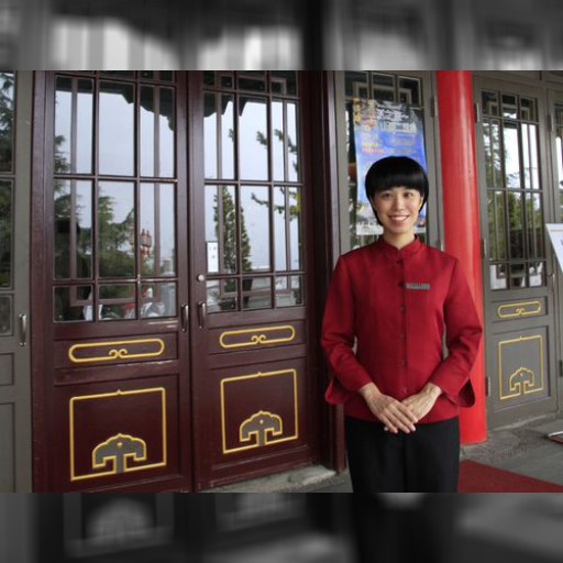 「梨山賓館」で北海道出身の女性が活躍/台湾・台中 | 社会 | 中央社フォーカス台湾