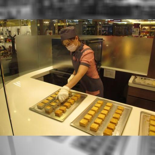 おみやげ購入は桃園空港で 試食コーナー拡大で売上増ねらう/台湾   経済   中央社フォーカス台湾