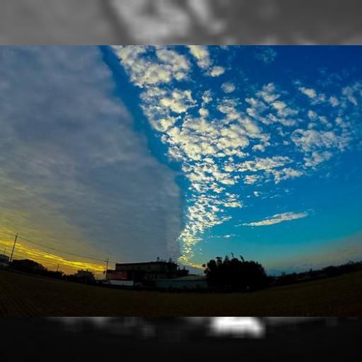 空に怪しい雲が出現 話題に/台湾・新竹 | 観光 | 中央社フォーカス台湾