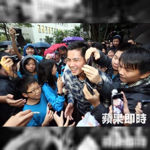 陳偉殷開講 魅力征服3大名校 | 即時新聞 | 20141225 | 蘋果日報