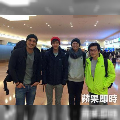 曹佑寧紅帽俏皮赴日 《KANO》東京初亮相 | 即時新聞 | 20150115 | 蘋果日報