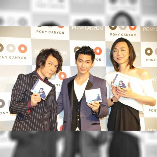 TAKUYA&ミッツ、台湾出身AARON新曲でコラボ