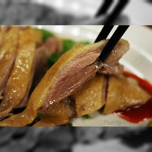 ドラマ『孤独のグルメ』台湾版に登場した絶品料理 / 台北市西門町『鴨肉扁』のガチョウの燻製 | ガジェット通信