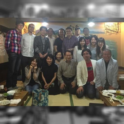 台湾人作家・朱天心さんを囲む会。