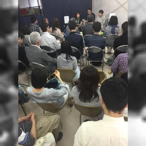 台湾人作家・朱天心さんの講演会が始まりました!