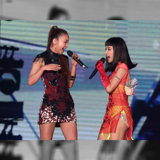 安室奈美恵、台湾の歌姫ジョリン・ツァイとステージ初競演 | 芸能スポーツ | 中央社フォーカス台湾