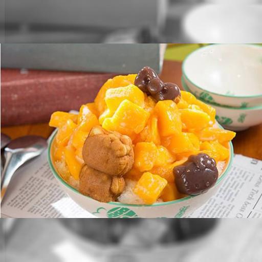 【吃美食】抗暑生力軍 凱蒂冰菓室Kitty芒果冰吸睛