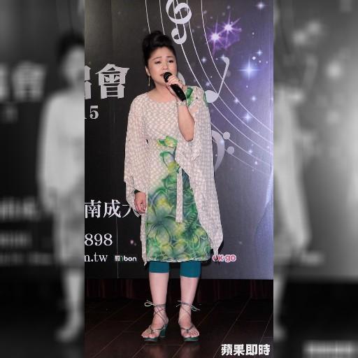 夏川里美7度訪台開唱 美聲致敬小鄧 | 即時新聞 | 20150825 | 蘋果日報