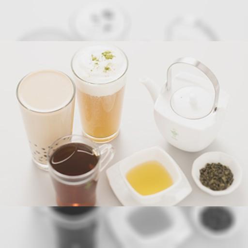 台湾茶カフェ「彩茶房」原宿の商業施設「カスケード ハラジュク」にオープン、岩塩チーズティーなど提供