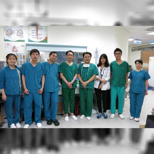 台日医師の連携で困難な心臓外科手術成功
