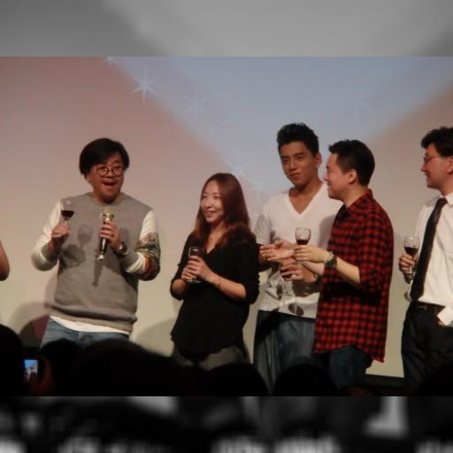 台湾映画「我的少女時代」、打ち上げで大ヒットをお祝い | コラム | 中央社フォーカス台湾