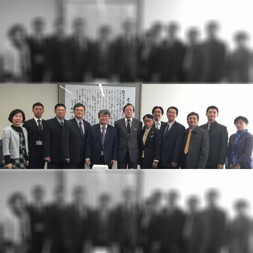 11/4に侯崇文嘉義副市長が中京大学を訪れました。