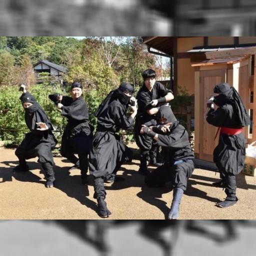 日本政府聘用全職忍者 美國型男入選跌破眼鏡!