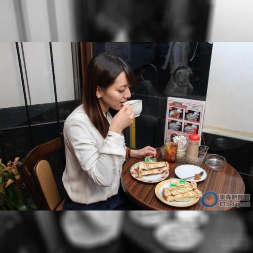 名古屋必吃排隊早餐店リヨン 晚上6點前喝咖啡送早餐