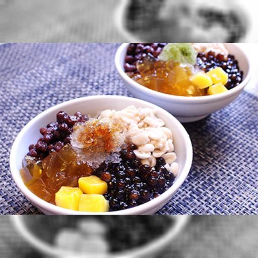 春水堂の代官山店限定「台湾式氷ぜんざい」タピオカやマンゴーをたっぷり、2種類のシロップで登場
