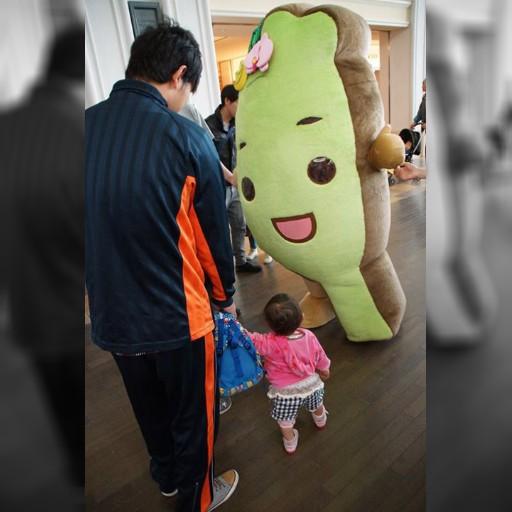 セントレアの台湾物産展にタイワンダー☆が登場!!