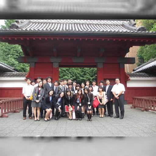 JALが台湾の大学生を日本に招き交流活動をしました。