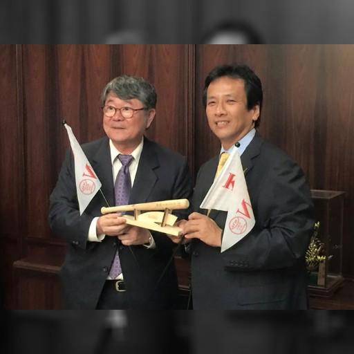 嘉義市の侯崇文副市長はじめ、嘉義市の幹部が名古屋を訪問しました。