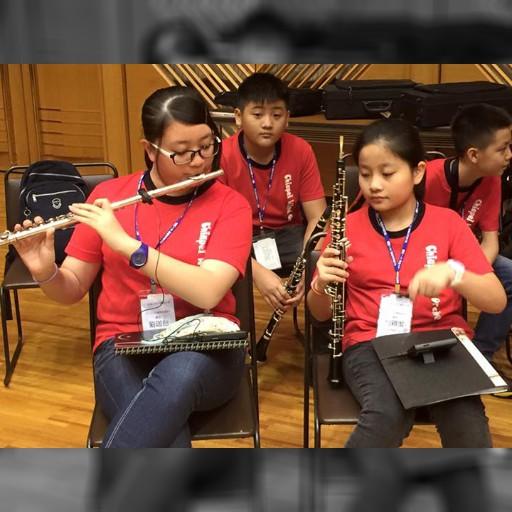 嘉義の嘉北國小と名古屋の大高小学校が音楽交流をしています。