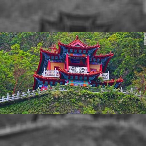 台湾の絶景 太魯閣渓谷を行く