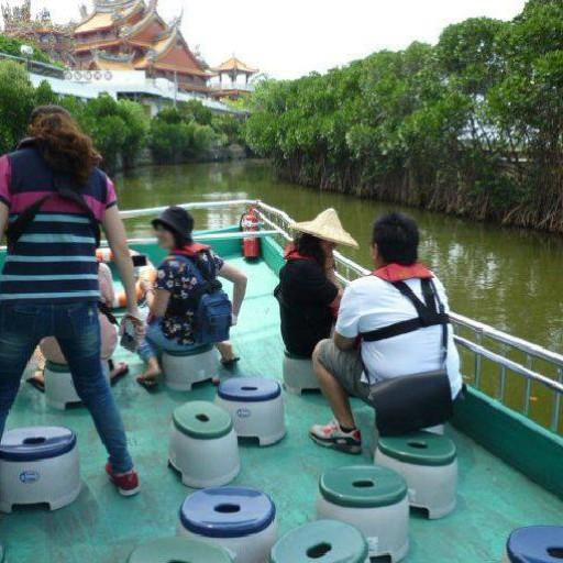 古都台南で自然を満喫!マングローブクルーズ体験「四草緑色隧道」 | 台湾 | トラベルjp<たびねす>