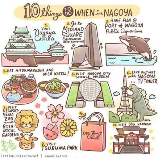 就是要你玩好玩滿!插畫家告訴你在日本各地可以做的10件事 | 微文青 | 妞新聞 niusnews