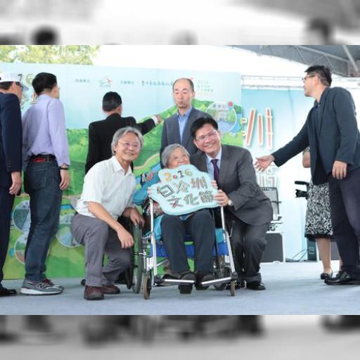 台中市長、日台文化交流の促進願う 日本人技師設計の水路関連イベント | 社会 | 中央社フォーカス台湾
