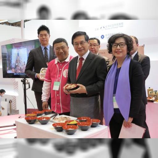訪日の嘉義市長、火鶏肉飯などご当地グルメPR/台湾 | 経済 | 中央社フォーカス台湾